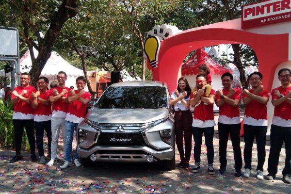 Cara Mitsubishi Beberkan Keunggulan Xpander