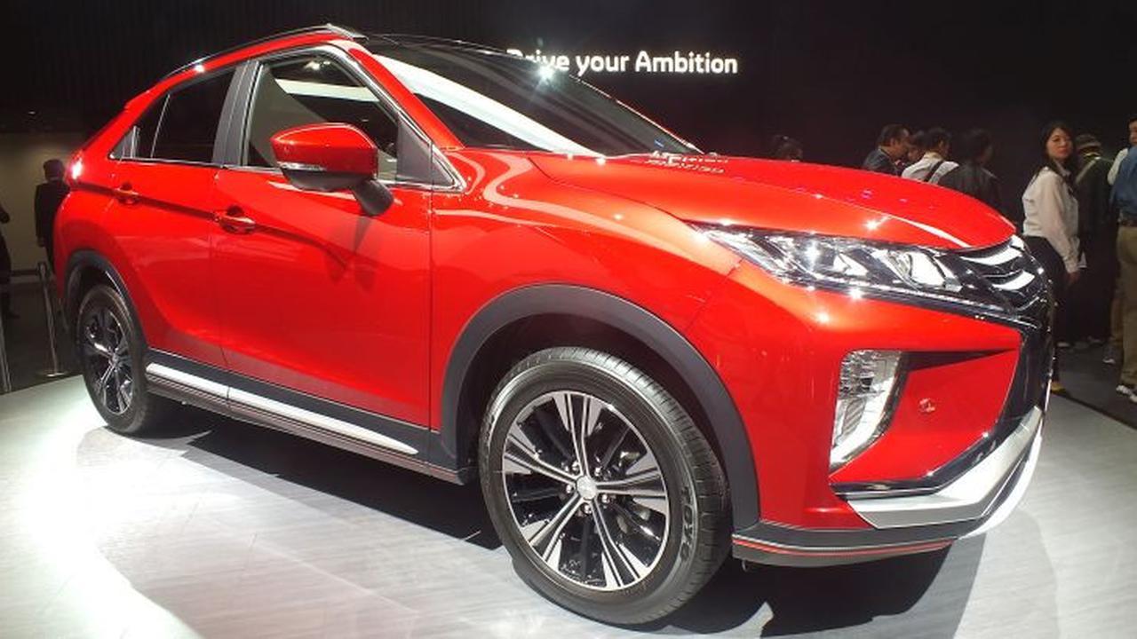 Mitsubishi Siap Hadirkan Dua Produk Baru Sebelum GIIAS, Eclipse Cross