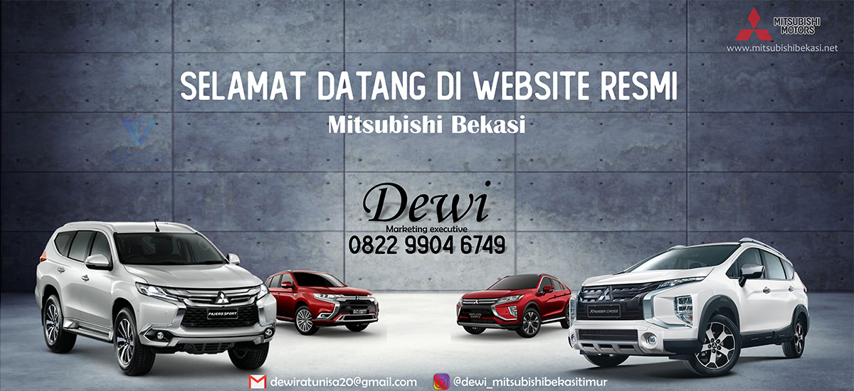 Slider Mitsubishi Bekasi By Websiters Indonesia